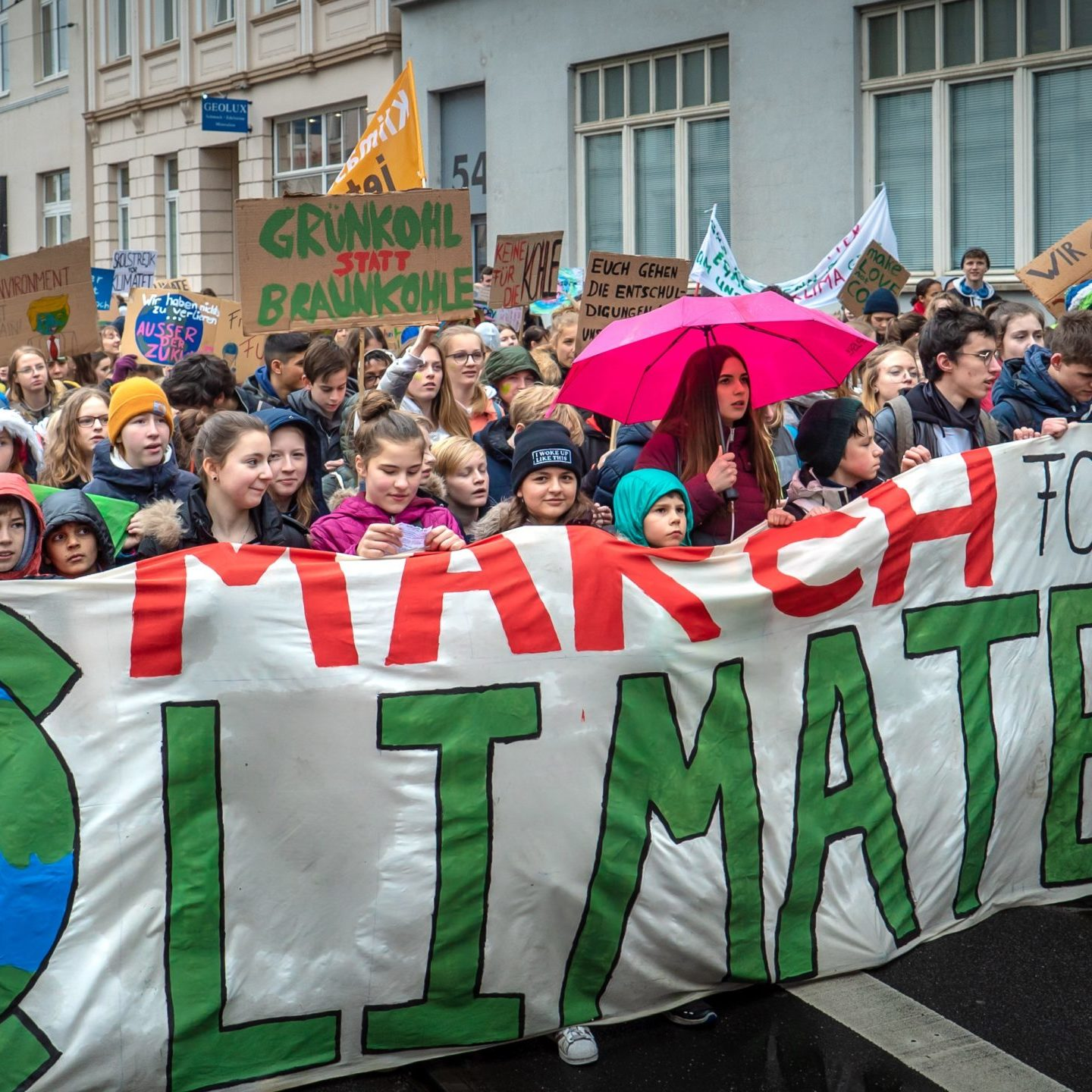 march for climate